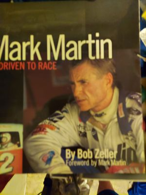 Mark Martin book for Sale in Victorville, CA