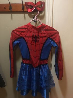 Spider-Man dress Halloween costume! for Sale in Tacoma, WA