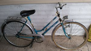 Falter vintage folding bike star Rider made in Germany for Sale in Des Plaines, IL