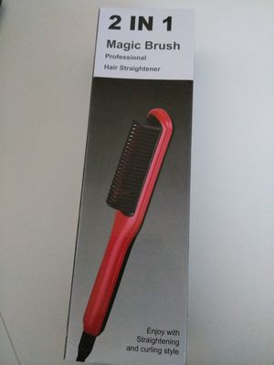 Hair straightener brush for Sale in O'Fallon, MO