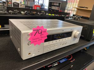 Yamaha receiver stereo htr for Sale in Houston, TX
