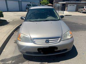2001 Honda Civic LX for Sale in Hayward, CA