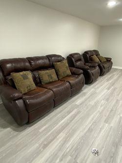 3 Piece Sofa Set for Sale in Farmington Hills,  MI