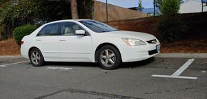 Honda Accord for Sale in Everett, WA