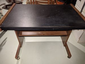 Wood Office Desk for Sale in Fairfax, VA