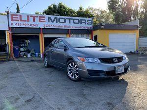 2009 Honda Civic Cpe for Sale in Hayward, CA