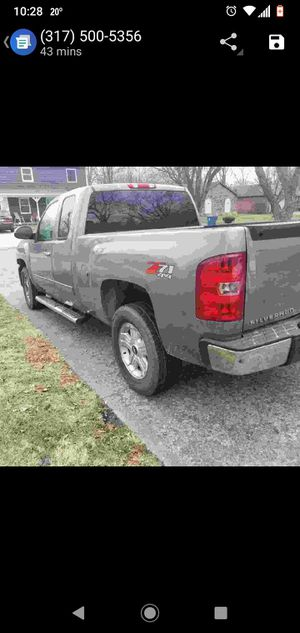 2013 Chevy Silverado 1500 LT1 4x4 for Sale in Indianapolis, IN