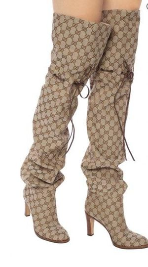 Gucci High thigh boots 37 for Sale in Palo Alto, CA