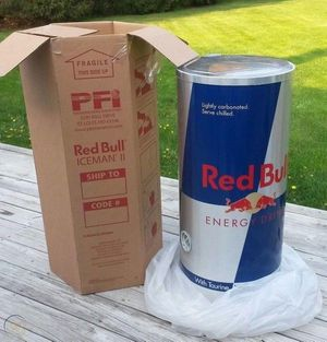 Redbull Iceman II Cooler for Sale in Modesto, CA