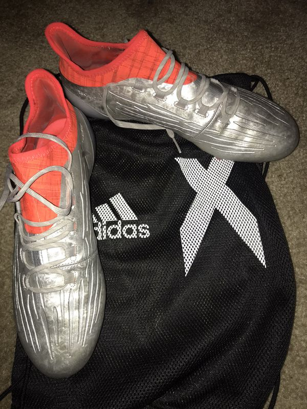 Adidas X 16.2 Soccer Cleats Size 9