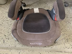 Gently Used Graco Booster Car Seat for Sale in Grand Rapids, MI