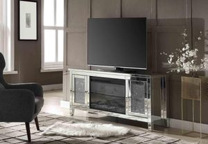 TV Stand w/Fireplace for Sale in The Bronx, NY