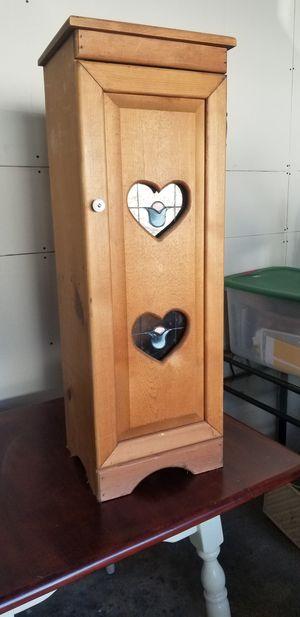 Wooden Cabinet/ Shelf for Sale in Arlington, WA
