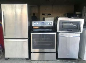 Set of kitchen appliances for Sale in Antioch, CA