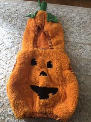 Pumpkin costume for Sale in Norwalk, CT