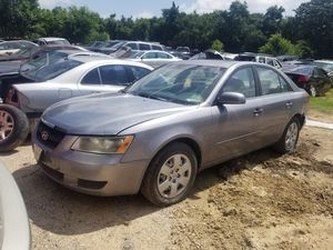 2006 Hyundai sonata for parts for Sale in Dallas, TX