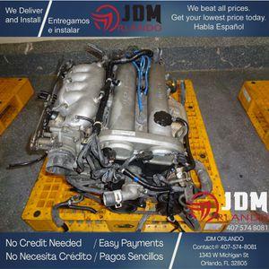 1998 1999 2000 2001 MAZDA MIATA MX-5 1.8L ENGINE TRANSMISSION JDM BP for Sale in Orlando, FL