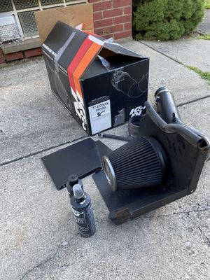 K&N Cool Air Intake 77-3076KTK for Sale in Valley View, OH