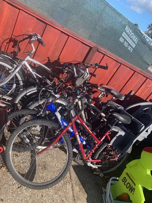 Mountain bikes, street cruisers, toddler seats etc.. for Sale in Discovery Bay, CA