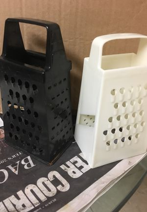 2 Graters for Sale in Seattle, WA