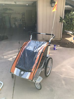 Chariot Cougar 2 jogging stroller for Sale in Escondido, CA