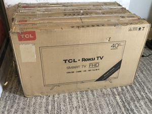 """40"""" TCL FHD Roku Smart TVs for Sale in Brooklyn, NY"""