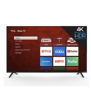 """TCL 65"""" 4-SERIES 4K UHD HDR ROKU SMART TV - 65S421 for Sale in Upland, CA"""