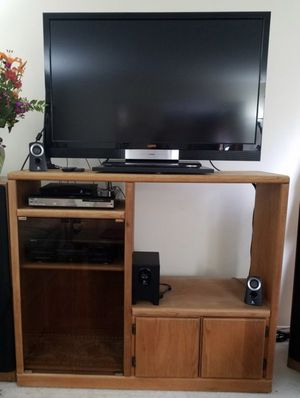 TV Stand/Entertainment Unit for Sale in Chesterfield, MO