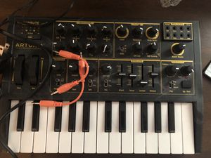 Arturia Microbrute Synthesizer Creation Edition for Sale in St. Peters, MO