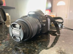 Nikon Camera + lenses for Sale in Denver, CO