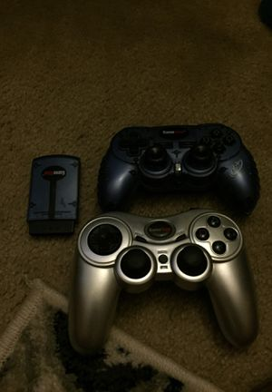 Ps2 wireless controllers for Sale in Glen Burnie, MD