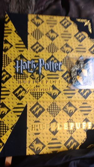 Hufflepuff journal for Sale in Boiling Springs, SC