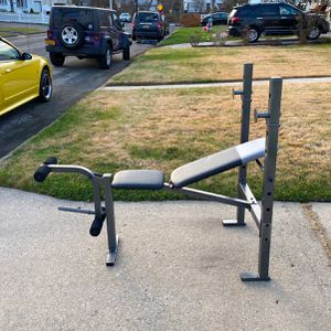 Weider weight Bench for Sale in Babylon, NY
