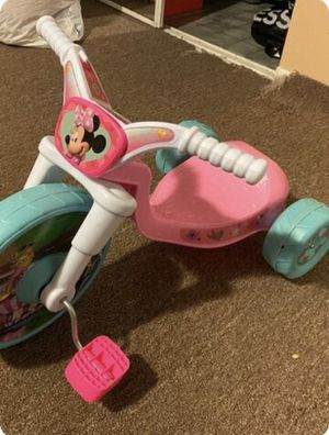 Minnie Mouse Toy Bike for Sale in Brentwood, NY