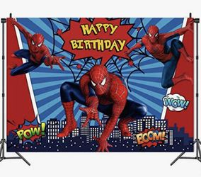 7x5ft Spiderman Photography Backdrop for Sale in St. Louis,  MO