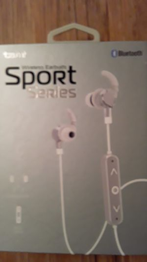 Tzumi wireless earbuds Sports series for Sale in Laurel, MD