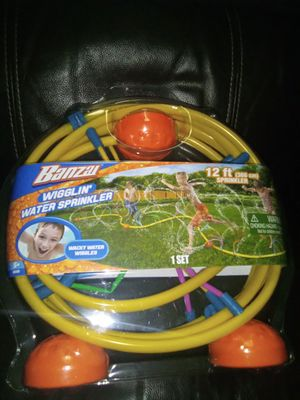 12 Ft Wiggling Water Sprinkler for Sale in West Chicago, IL