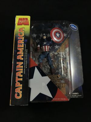 Marvel Select Captain America for Sale in Pembroke Pines, FL