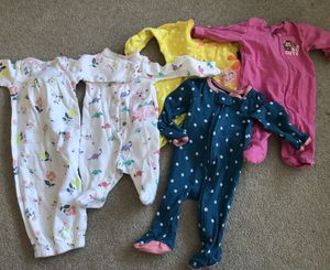 Newborn baby girl clothes for Sale in Gainesville, VA