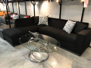 Black Sectional Sofa for Sale in Miami, FL
