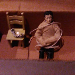 HOODINI ACTION FIGURE WITH EXTRAS $7 for Sale in El Monte, CA