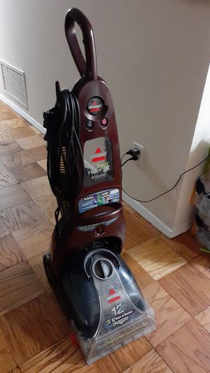 Bissell pro heat turbo 2x carpet cleaner for Sale in Alexandria, VA