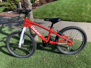 Giant xtc kids 20 inch bike. for Sale in Maple Valley, WA