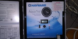 Aqua Trol RJ, Hayward Goldline, Salt and Chlorine Generator for Sale in Lancaster, OH