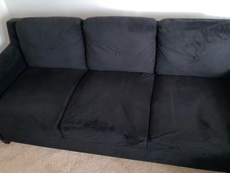 Ibiza Microfiber Arm Sofa & Love Seat for Sale in Cleveland,  OH
