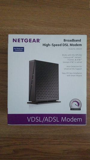 Netgear DSL Modem for Sale in Phoenix, AZ