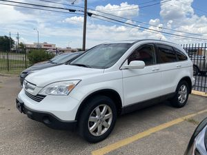 2007 Honda CR-V EX-L Leather seats No leaks Sunroof CRV for Sale in Dallas, TX