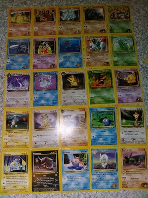 Pokemon cards for Sale in Rocky Mount, NC
