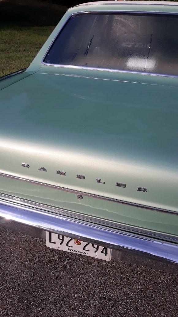 1966 Rambler