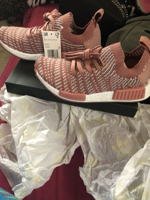 Pink Adidas( NMD )size 6 $100 ONLY!!! for Sale in Columbus, OH